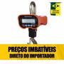 Dinamômetro / Balança Digital - 10.000kgs - Novo C/ Garantia