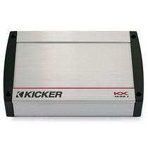 Kicker Car Audio Kx1600.1 Clase D Amplificador 1600w Bajo