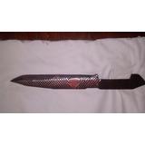 Cuchillo Casero , A Terminar, Escofina Usa