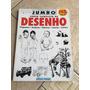 Revista Coleção Jumbo Curso Completo De Desenho 148 Páginas
