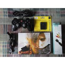 Playstation 2 Slim Americano Console Desbloqueado - Completo