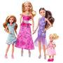 Barbie Y Sus Hermanas En Un Vestido De La Gala Del Cuento De