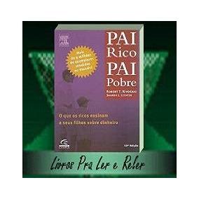 Pai Rico Pai Pobre Livro E-book Link Digital Em Português