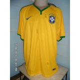 Camisa Do Brasil Copa Do Mundo De 2014