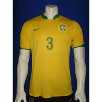 Playera De Juego Selecc Brasil - Mundial Alemania 2006
