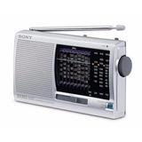 Radio Sony Multi-banda Analógico Icf-sw11 12 Bandas+original