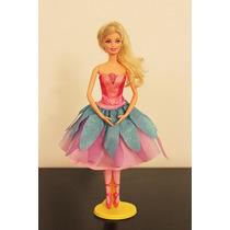 Barbie E As Sapatilhas Mágicas - Mattel
