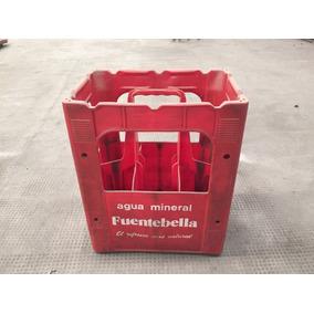 Cajón Plástico Para Botellas Gaseosa Agua Mineral
