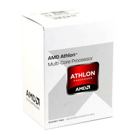 Cpu Amd Athlon X2 340x 3.6ghz Socket Fm2 Sin Video Integrado