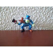 Miniatura Kinder Ovo - Monstro Duas Cabeças - Monster Hotel