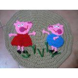 Alfombras En Crochet Para Decorar Espacios De Niños