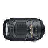 Lente Zoom Nikon Af-s Nikkor 55-300mm F/4.5-5.6g Ed Vr