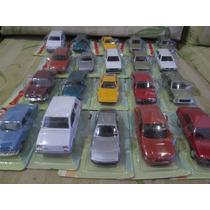 Coleção Carros Nacionais 2 Completas Lacradas 12 Unidades