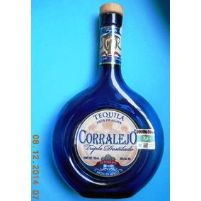 Corralejo Botellas Vacias Tequila Añejo P/colecion 2 Piezas