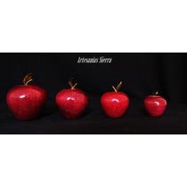 Jgo.de 4 Frutas De Onix : Manzanas, Peras, Mangos, Sandías.