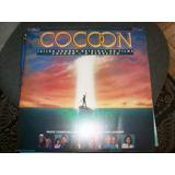 Lp - Cocoon O Regresso - James Horner - Nacional - Usado