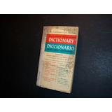 The University Of Chicago Dictionary. Español Inglés English