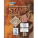 Catalogo De Sellos Postales Scott 2009 Estampillas Del Mundo