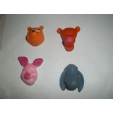 Moldes De Caucho Flexibles!!!! Winnie Pooh