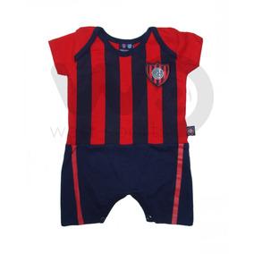 Body Bebé Camiseta San Lorenzo - Producto Oficial