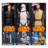 Star Wars Muñecos De 30cm Hasbro Originales - Giro Didáctico