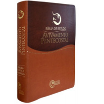 Bíblia De Estudo Avivamento Pentecostal Central Gospel A R C