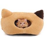 Cama Cueva Térmica Para Gato