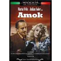 Amok Maria 1944 Felix Julian Soler Pelicula Dvd