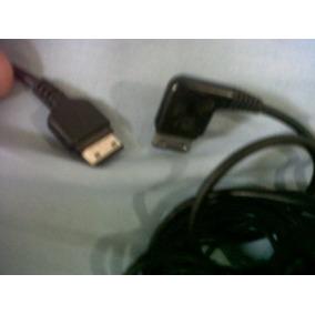 Cable Usb Y Audifonos Punta Ancha Fina