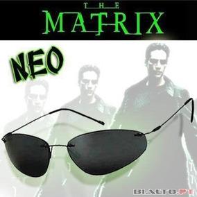 Oculos Matrix New Neo Preto Lentes Policarbonato - Promoção