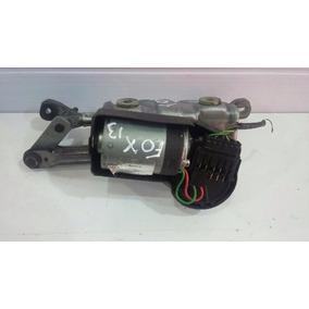 Motor Do Limpador De Para- Brisa Fox - 2013