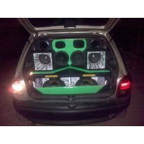 Equipo De Sonido Para Carro Completo