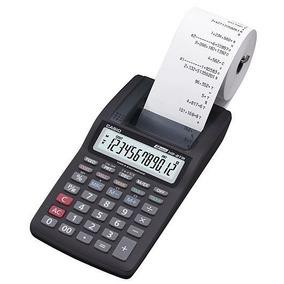 Calculadora Casio Hr-8tm Impressão - Novo, Nf + Garantia!!