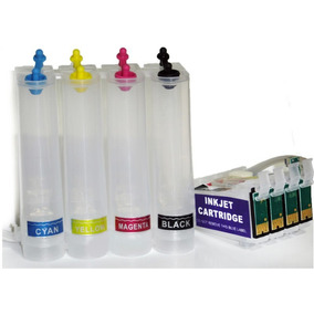 Bulk Ink Para Epson T42wd, Tx560wd, Tx620fwd, Wf-3012