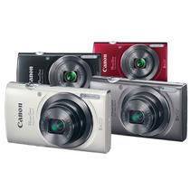 Canon Powershot Digital 20mp Zoom 8x Optico+memoria De 8gb