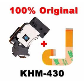 Kit Leitor Ps2 Slim + Flat J Ps2 90xxx - Original Khm-430
