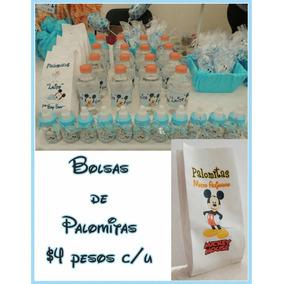 Bolsas Para Palomitas Personalizadas Cualquier Personaje
