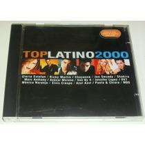 Cd Top Latino 2000 / Ov7 Shakira Chayanne Mdo Monica Naranjo