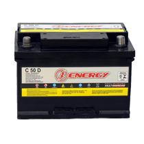 Bateria Heliar De 12v 50ah Baterias De Carro+nf