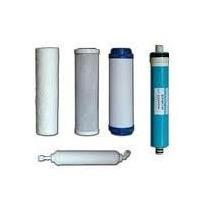 Kit De Filtros De Repuesto Y Membrana Para Osmosis Inversa