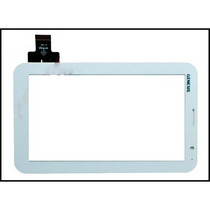 Tela Touch Genesis Gt 7245 Gt 7245 Tablet 7 Branco Envio Já