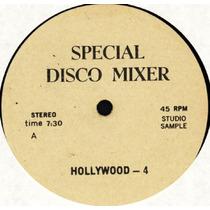 Hollywood 4 Special Edition (musica Disco Mezclada) Dj 80