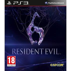 Resident Evil 6 Playstation 3 Ps3
