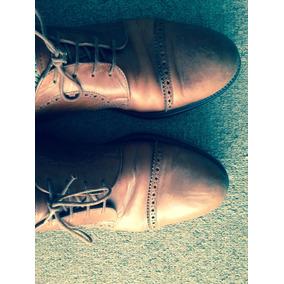 Zapatos Horma Inglesa De Sport Size 44.5 Impecables