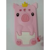 Case Samsung Galaxy S3 I9300 Baby Pig Rosa