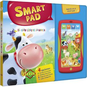 Libro Infantil El Gran Libro De La Granja Con Smart Pad