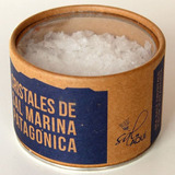 Sal De Aqui X70grs Chubut - Cristales De Sal Marina