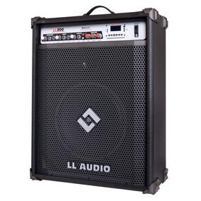 Caixa Amplificada Multi-uso Ll 200 Bt (usb E Bluetooth)
