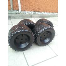 Llanta Para Jeep Wrangler Jammin Power Wheels