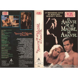 El Amante De Mi Madre Mi Amante The Nightman 1991 Vhs